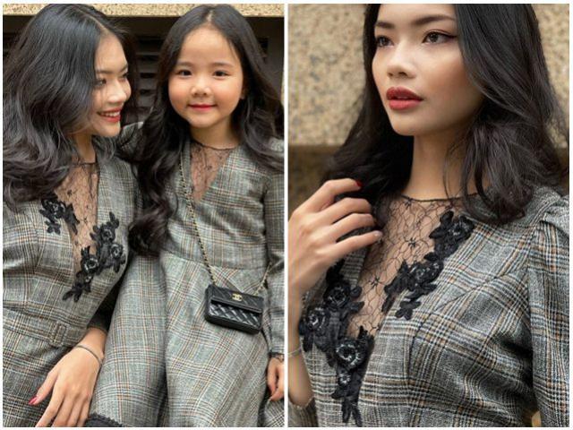 """Nhan sắc của ái nữ 6 tuổi và cháu gái xinh như Hoa hậu của """"đệ nhất mỹ nhân gợi cảm"""""""
