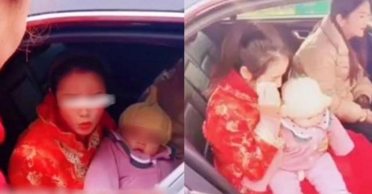 Cô dâu quyết không chịu xuống xe hoa mặc nhà trai cầu xin, lý do khiến ai cũng ngã ngửa
