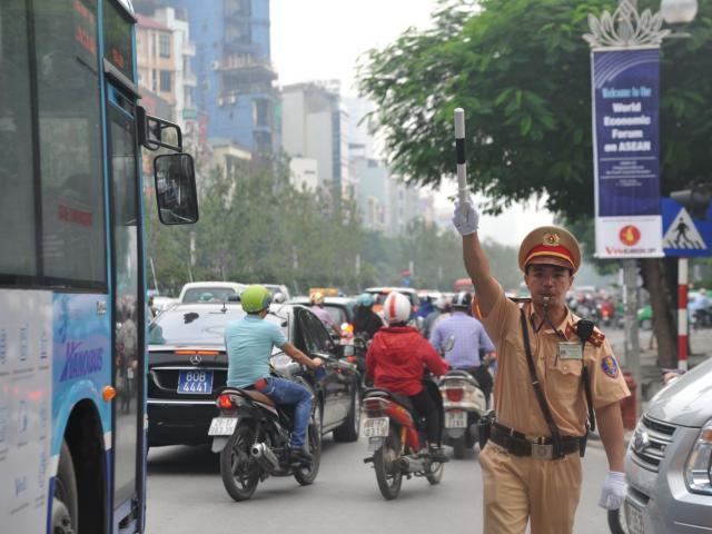2 tuyến đường ở Hà Nội bị tạm cấm trong 5 ngày
