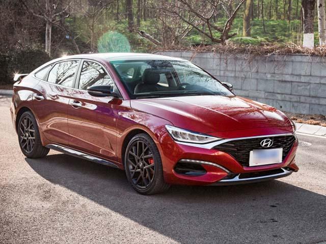 Hyundai Elantra phiên bản hiệu suất cao ra mắt