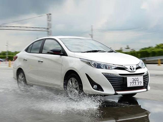 """Thêm một bàn tay vàng trong làng bốc biển, chủ xe Toyota Vios tại Hà Nội """"bấm"""" được ngũ quý 7"""