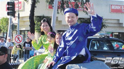 Thị trưởng gốc Việt ở Mỹ: Hãy ước mơ! - 1