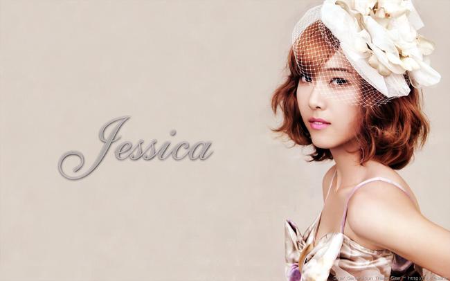 Jessica nhóm SNSD, sinh ngày 18/4/1989.