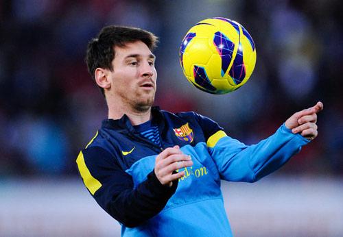 Messi và điều ước 2013 - 1