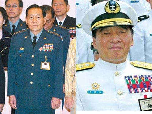 """87 tướng tá Đài Loan """"làm gián điệp cho TQ"""" - 1"""