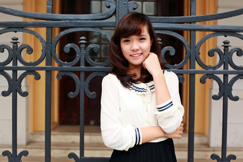 3 Miss Teen Hà thành bén duyên với điện ảnh - 1