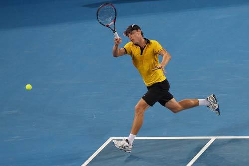 Murray – Millman: Phen hú hồn (Vòng 2 Brisbane International) - 1