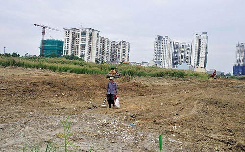 HN thu hàng nghìn m2 đất xây hạ tầng xã hội? - 1