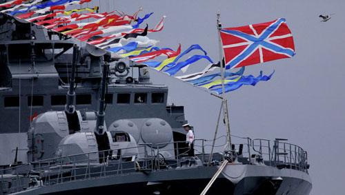 2016, Hải quân Nga sẽ có thêm 50 tàu chiến - 1