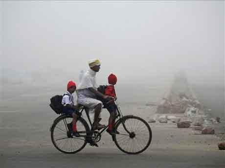 114 người chết vì lạnh ở Ấn Độ - 1