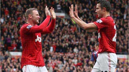 Cantona sẽ chọn Rooney không phải Persie - 1