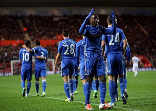 Southampton - Chelsea: Dấu ấn Demba Ba - 1