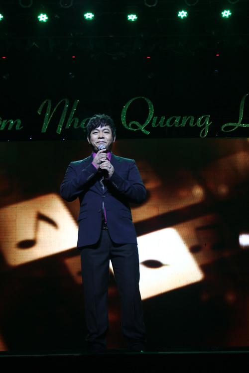 Cẩm Ly run cầm cập khi hát cùng Quang Lê - 1