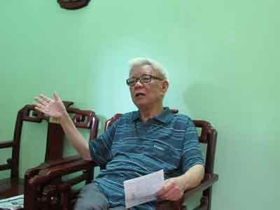 Ông Nguyễn Bá Thanh giống Triệu Tử Long - 1