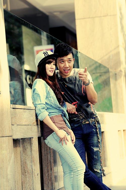Trấn Thành, Vy Oanh làm MC Cặp đôi hoàn hảo - 1