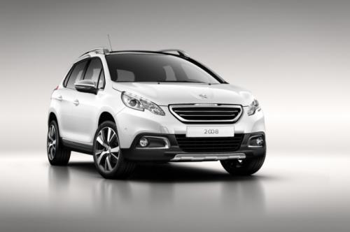 Peugeot 2008: Đối thủ của Nissan Juke - 1