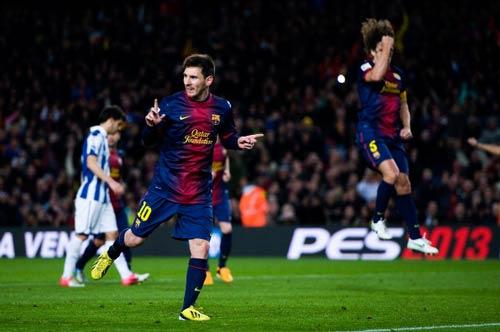 Barca: Tìm chức vô địch lịch sử - 1