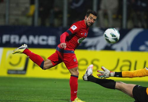PSG: Không Silva, đá như mơ ngủ - 1