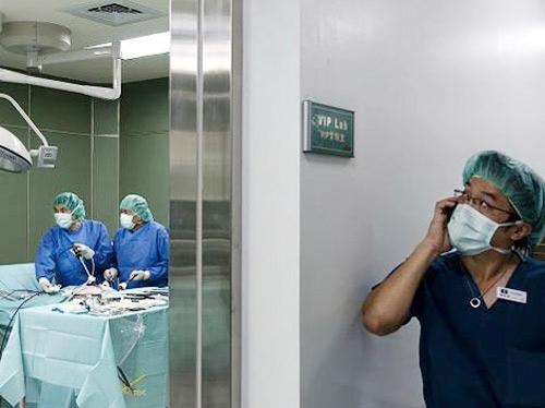 Đài Loan: Bác sĩ cá cược tính mạng bệnh nhân - 1