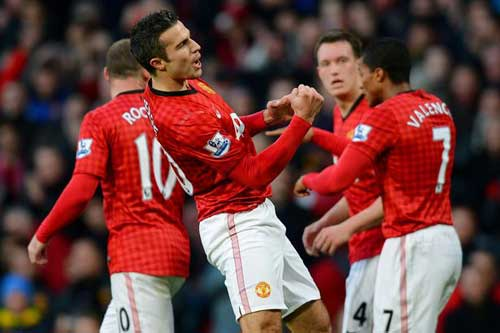 MU – Liverpool: Tâm điểm Persie – Suarez - 1