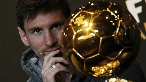 Nếu Messi từ chối nhận QBV - 1