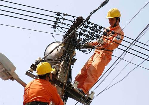 EVN lại điều chỉnh giá bán điện? - 1