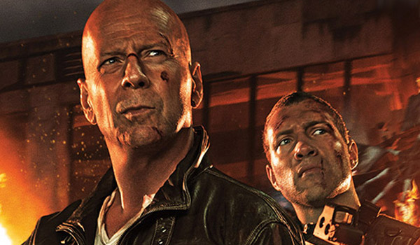 "Die hard 5 tung trailer ""nghẹt thở"" - 1"