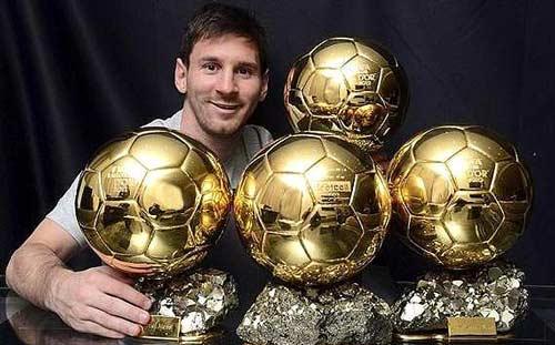 Messi muốn giành thêm QBV - 1