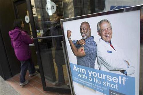 Mỹ: Lo sợ đối phó đại dịch cúm - 1