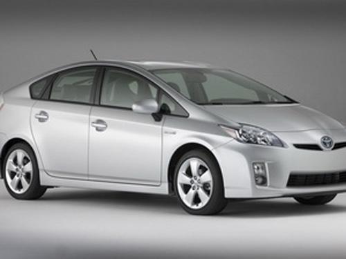 Toyota Prius hút hàng năm 2012 - 1