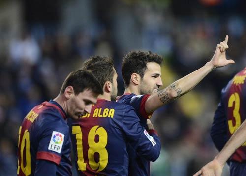 Malaga - Barca: Sức mạnh tuyệt đối - 1