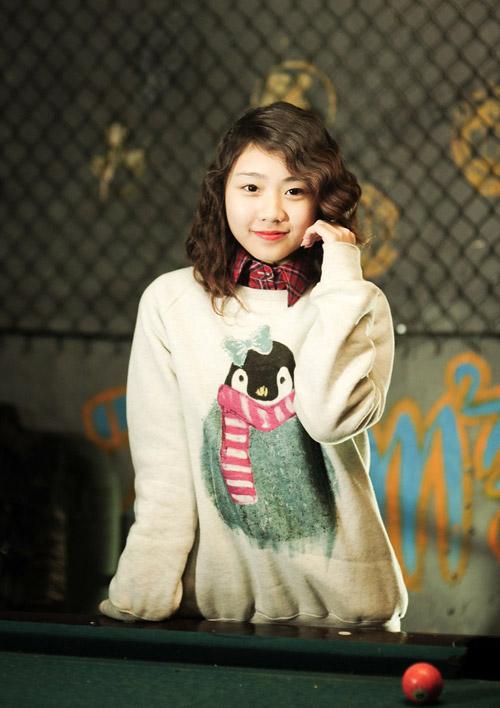 """Thu Trang tiếp tục """"rinh"""" giải nhất diễn xuất - 1"""
