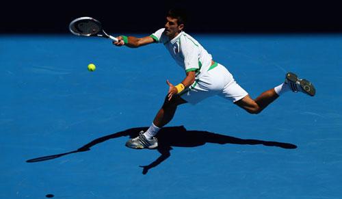 Djokovic - Mathieu: Kịch bản cũ (V1 Australian Open) - 1