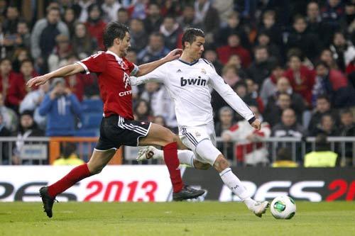 Ronaldo chấm dứt mọi tin đồn tương lai - 1