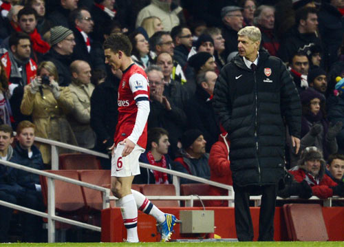 Arsenal: Thêm một năm vứt đi? - 1