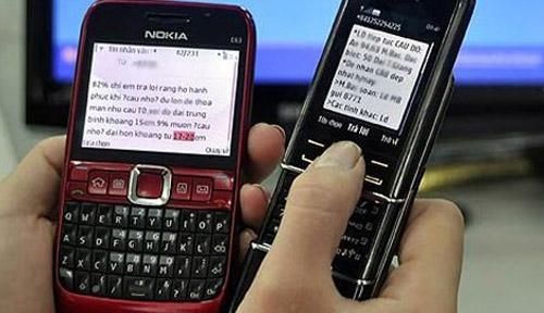 Cước tin nhắn, thoại sẽ khác cước dịch vụ nội dung - 1