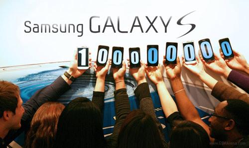 Galaxy S kỷ lục với 100 triệu chiếc bán ra - 1