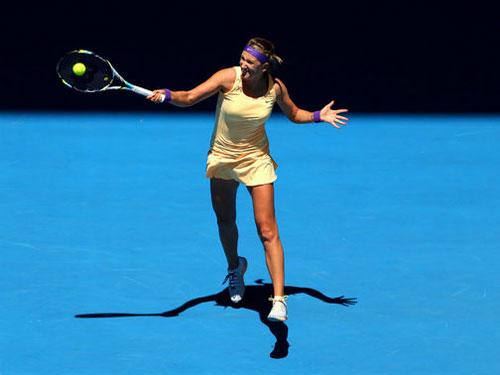 Lối đánh dị nhất Australian Open 2013 - 1