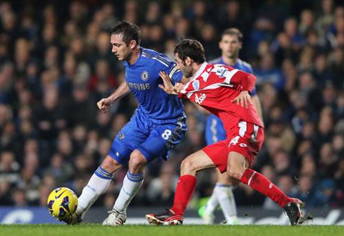 Lampard, Chelsea và bài học từ MU - 1