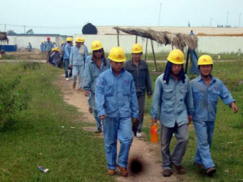 Hơn 43% lao động nước ngoài không giấy phép - 1