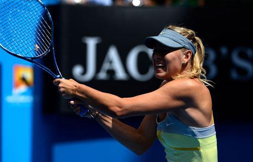 Sharapova - Doi: Hủy diệt (V2 Australian Open) - 1