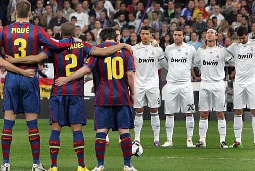 ĐHTB Âu 2012: Vinh danh Barca và Real - 1