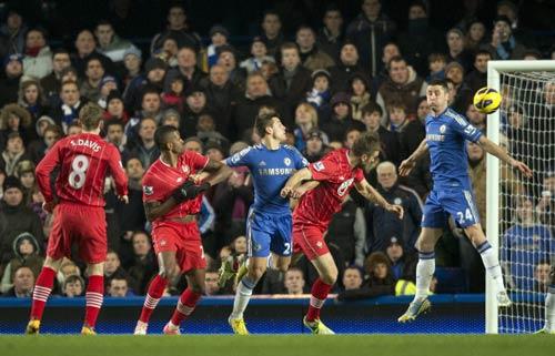Chelsea - Southampton: Ác mộng hiệp 2 - 1