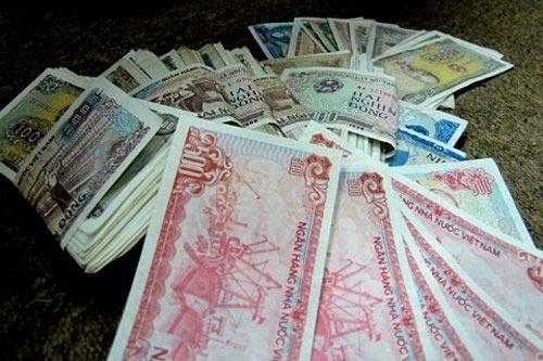 Bi kịch của tiền mệnh giá 500 đồng - 1