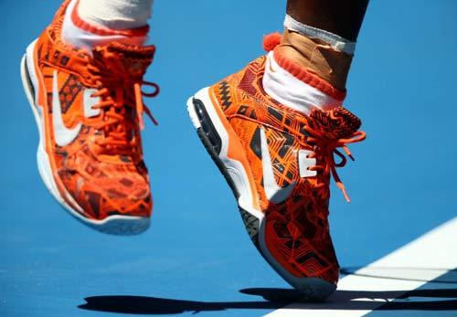 S.Williams - Muguruza: Đau chân không vấn đề (V2 Australian Open) - 1