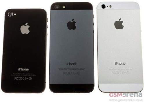 52 triệu chiếc iPhone tiêu thụ trong quý 4 - 1