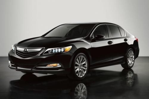 Acura RLX 2014 công bố giá - 1
