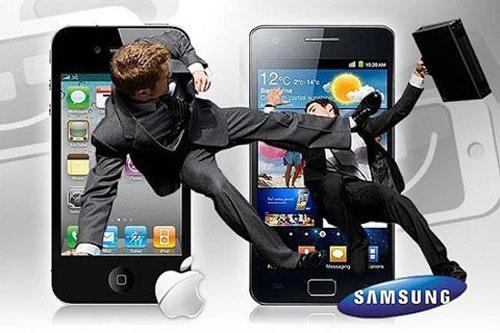 Chán Apple, Samsung tìm bạn hàng Trung Quốc - 1