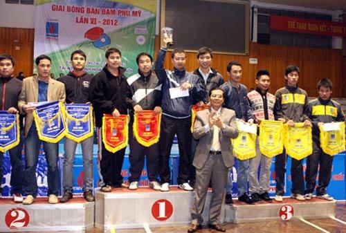 Giải bóng bàn TPHCM: Ấn tượng sức trẻ - 1