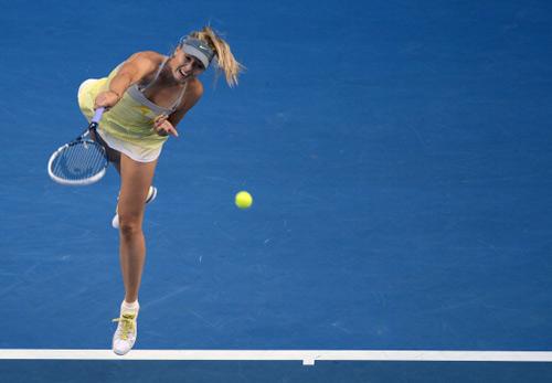 Sharapova - V.Williams: Sức mạnh của Masha (V3 Australian Open) - 1